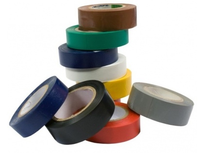 Isolatietape assortiment