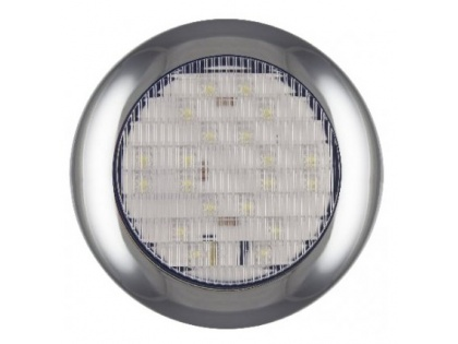 Achteruitrijlamp led Ø139 mm 12/24V