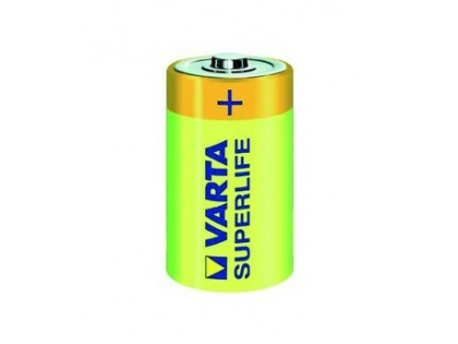 Batterijen Varta Superlife 1,5V C, 2 stuks