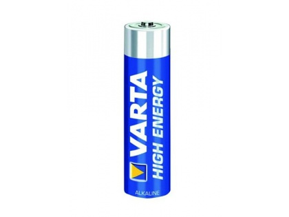 Batterijen Varta High Energy 1,5V AAA, 10 stuks