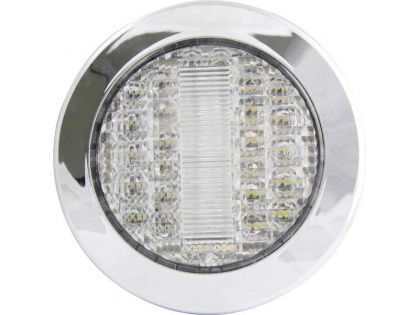 Achteruitrijlamp led Ø155 mm 24V