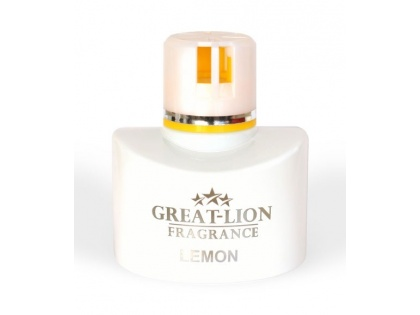 Great-Lion Car Fragrance Lemon