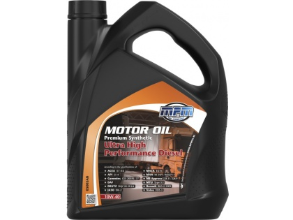 Motor oil Ultra high performance diesel