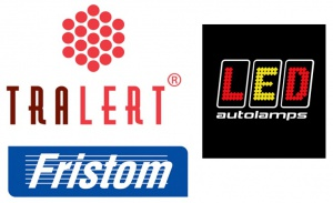 Tralert®, LED Autolamps en Fristom dealer