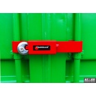 Containerslot Junior Red DoubleLock