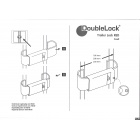 Trailerslot Red Small Doublelock